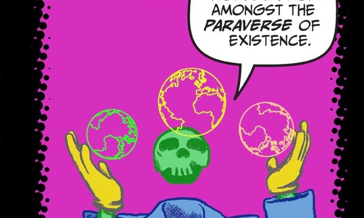 "WebFind: David Baillie's ""Paraverse"""