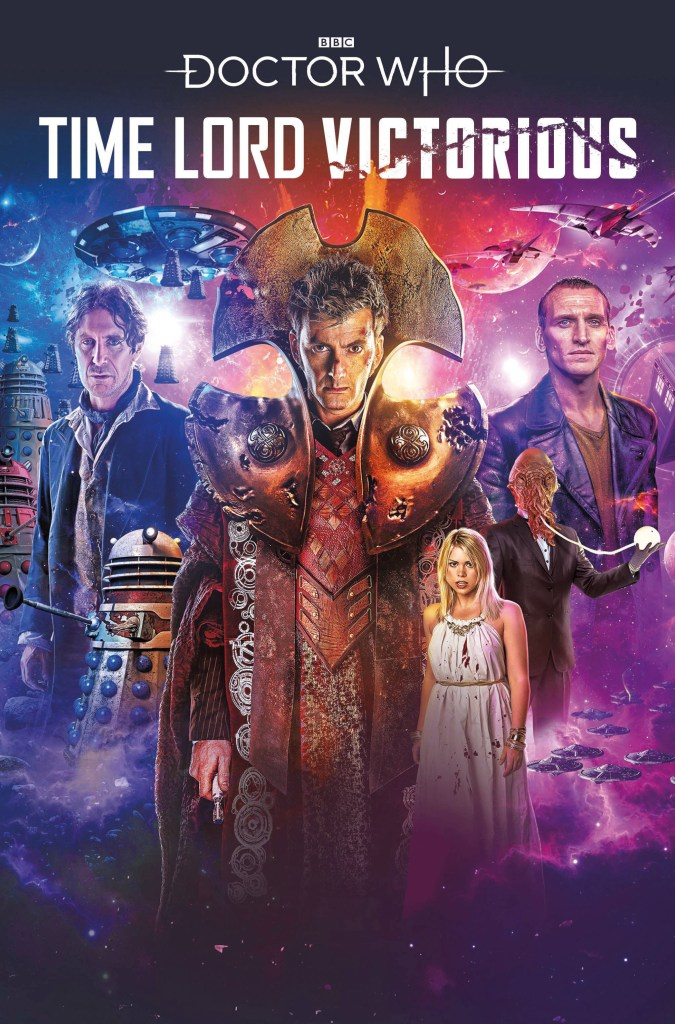 Doctor Who Time Lord Victorious #1 Trade Paperback