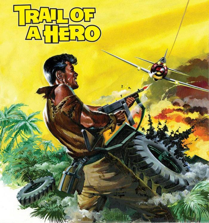 Commando 5360: Gold Collection: Trail of a Hero Full Cover