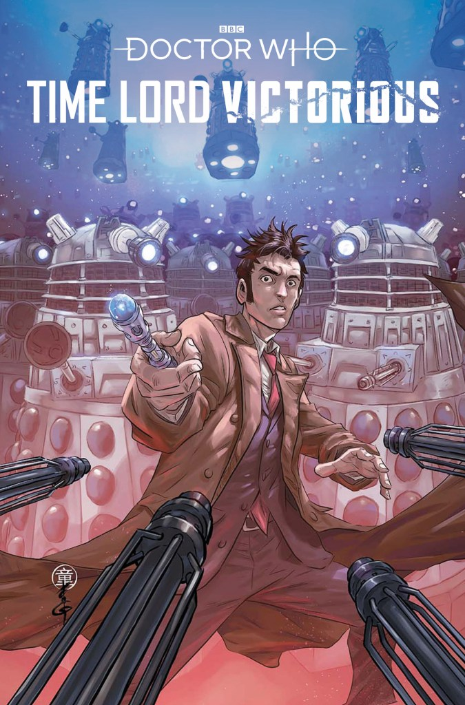 Doctor Who: Time Lord Victorious #1 - Cover C by Andie Tong