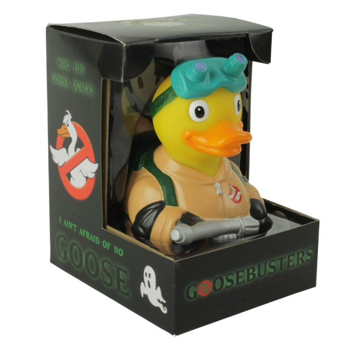 Goose Busters Rubber Duck