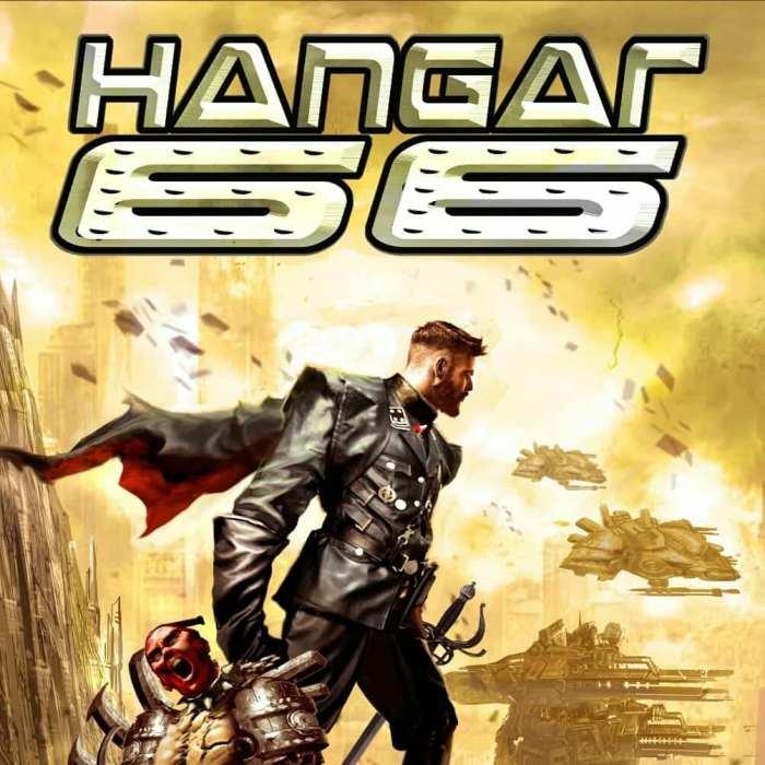 Hangar 66 by Max Bertolini