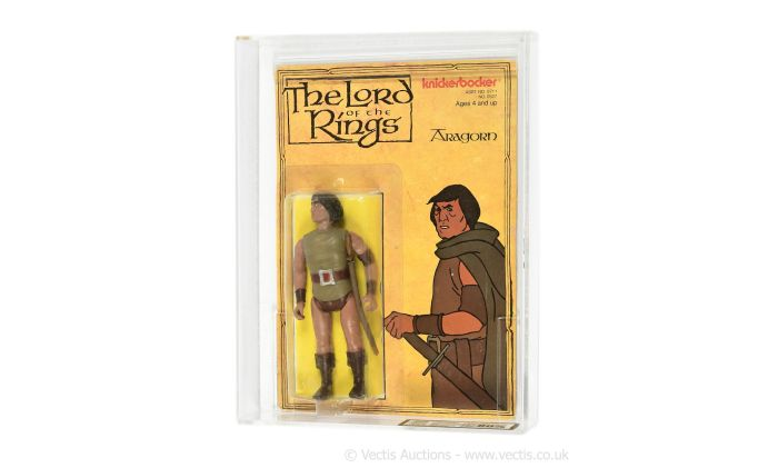 Action Figure collection expected to be sold for £130,000