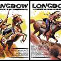 Bear Alley Books - Longbow Covers Montage