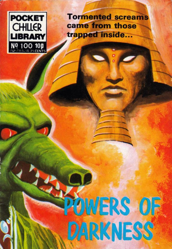 Pocket Chiller Library 100 - Powers of Darkness