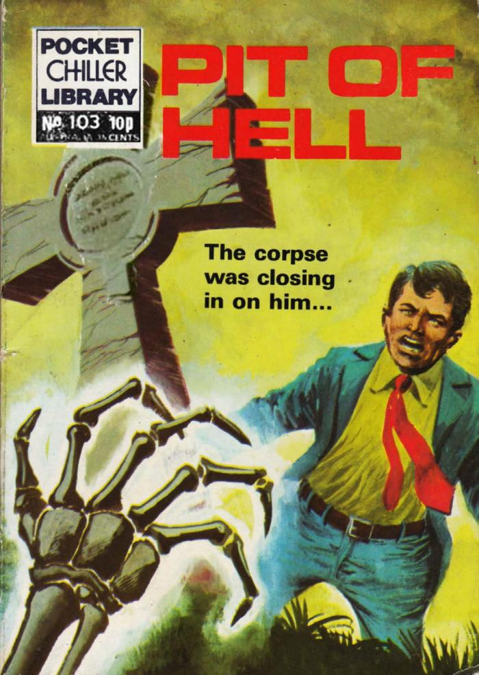 Pocket Chiller Library 103 - Pit of Hell