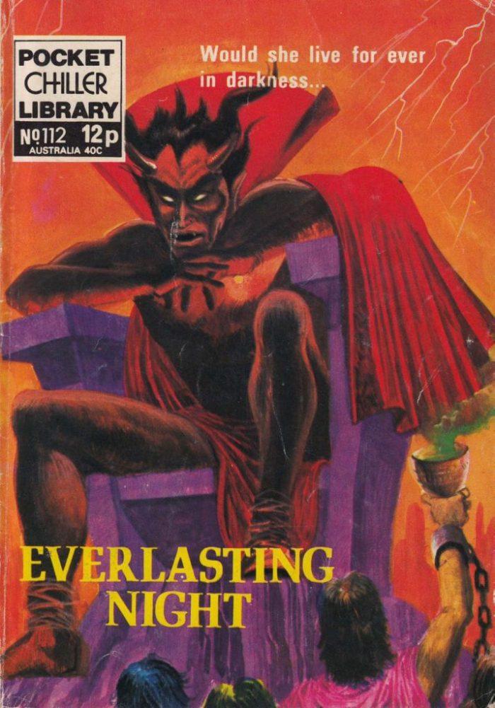 Pocket Chiller Library 112 - Everlasting Night