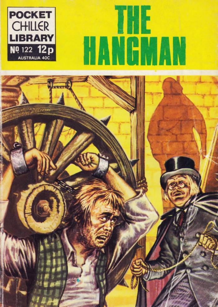 Pocket Chiller Library 122 - The Hangman