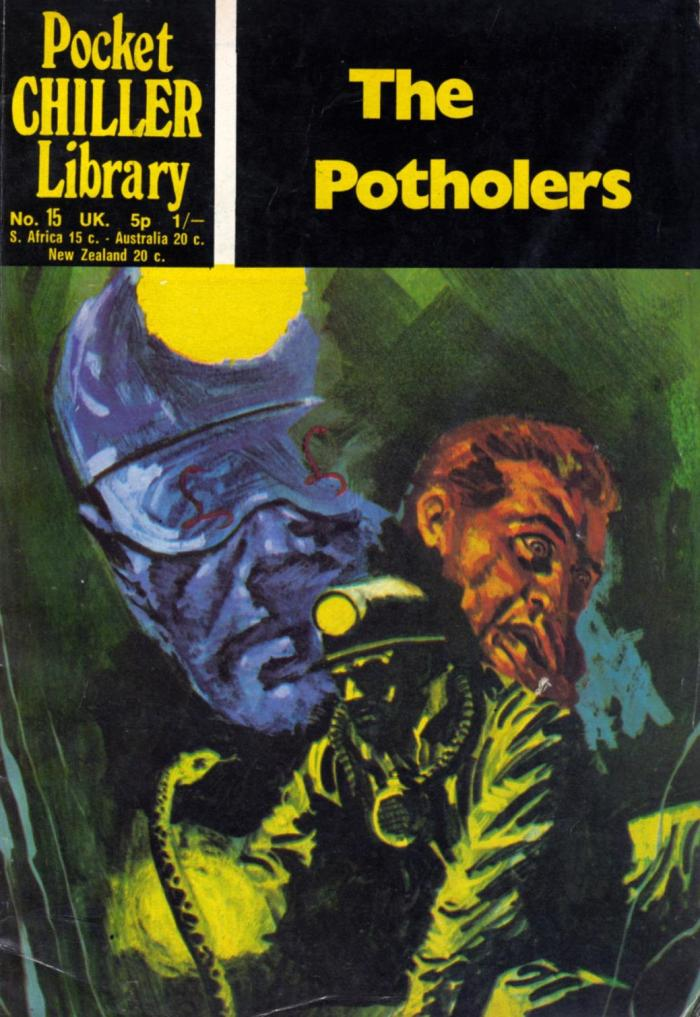 Pocket Chiller Library No. 15 - The Potholers