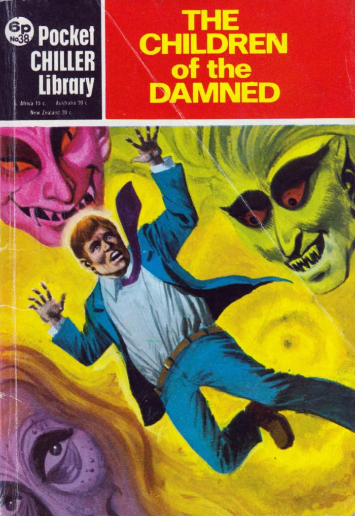Pocket Chiller Library 38 - The Children of the Damned