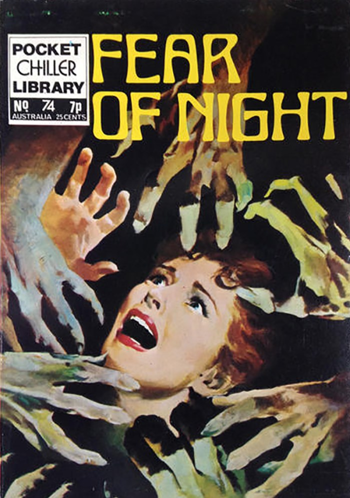 Pocket Chiller Library 74 - Fear of Night