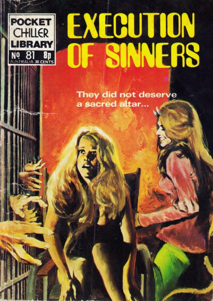 Pocket Chiller library 81 - Execution of sinners