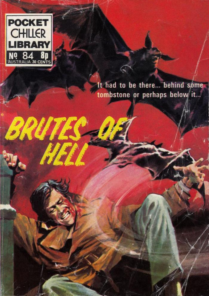 Pocket Chiller library 84 - Brutes of Hell