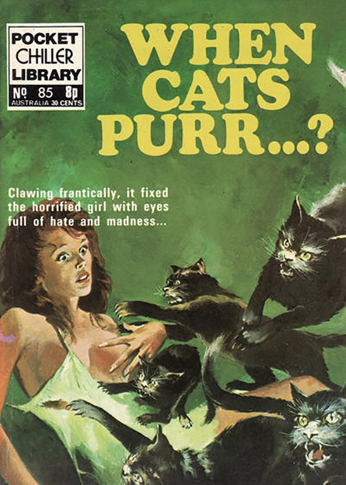 Pocket Chiller Library 85 - When Cats Purr?