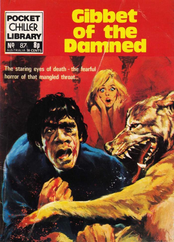 Pocket Chiller library 87 - Gibbet of the Damned