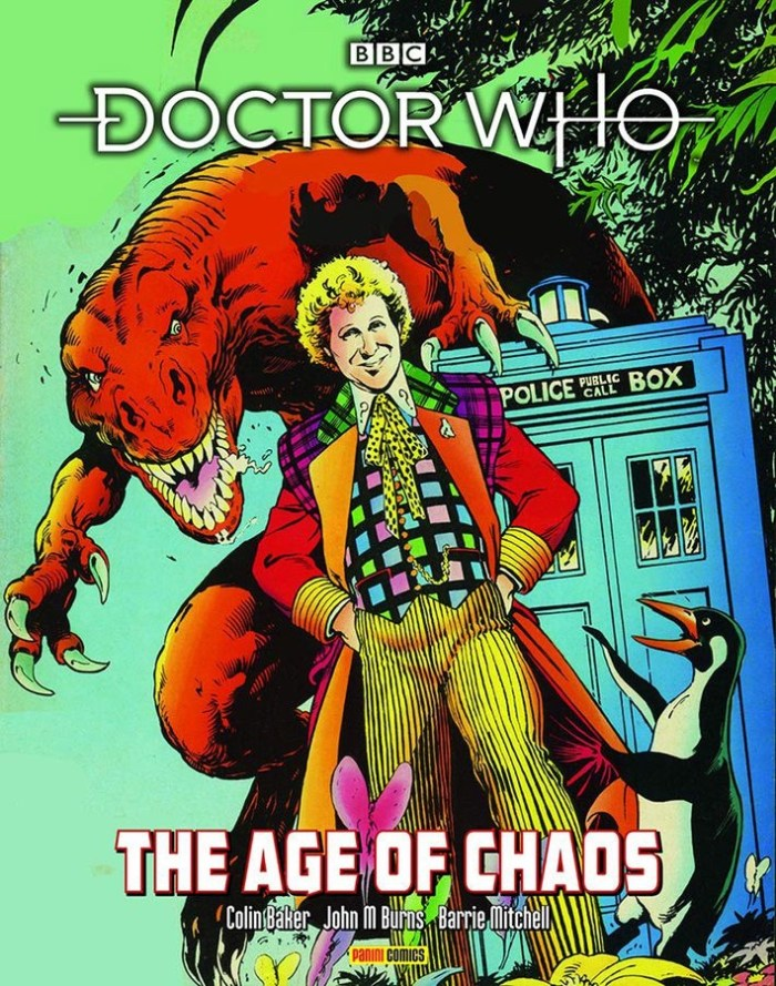 Doctor Who - The Age of Chaos - Panini Collection