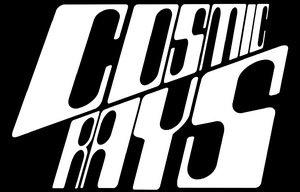 Cosmic Rays Logo