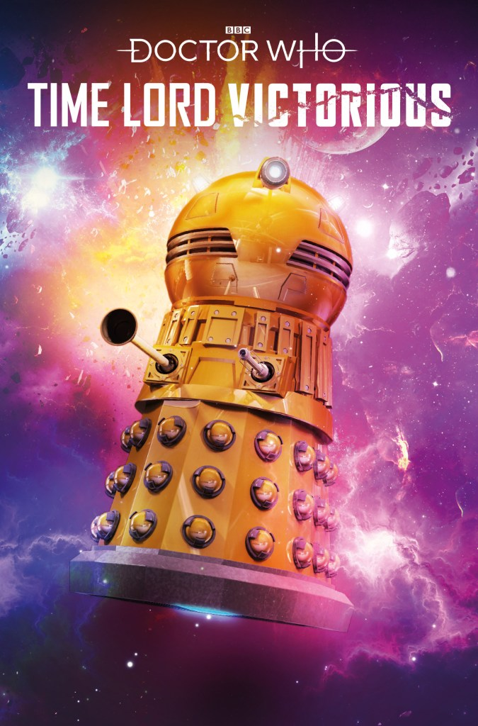 Doctor Who - Time Lord Victorious #2 Cover B - Photo Cover