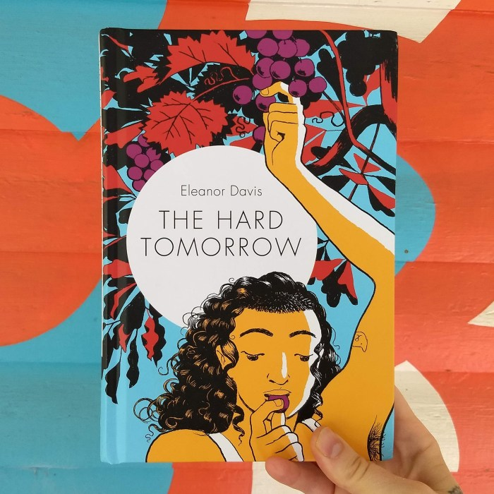 Recommended: The Hard Tomorrow by Eleanor Davis
