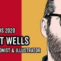 Lakes Festival Focus 2020: Cartoonist and illustrator Robert Wells