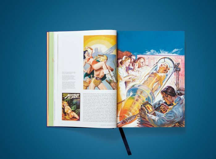 Masterpieces of Fantasy Art Sample Pages