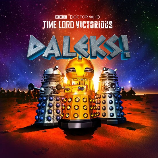 Daleks! 2020 Animated Series