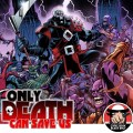Only Death Can Save Us Book One: Keystone - Cover SNIP