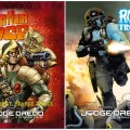 Strontium Dog and Rogue Trooper expansions for 2000AD tabletop RPG game