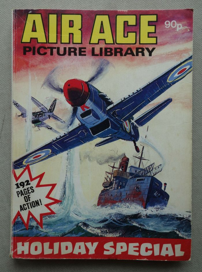 Air Ace Picture Library Holiday Special 1987