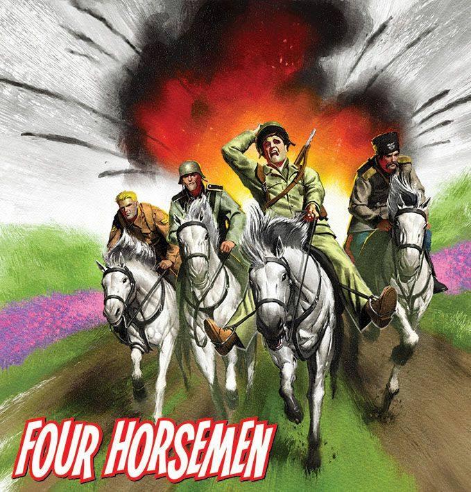 Commando 5375: Home of Heroes: Four Horsemen - Full