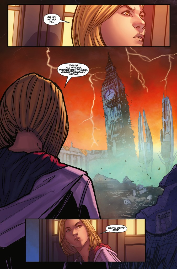 Doctor Who #1 - 2020 - Preview 1