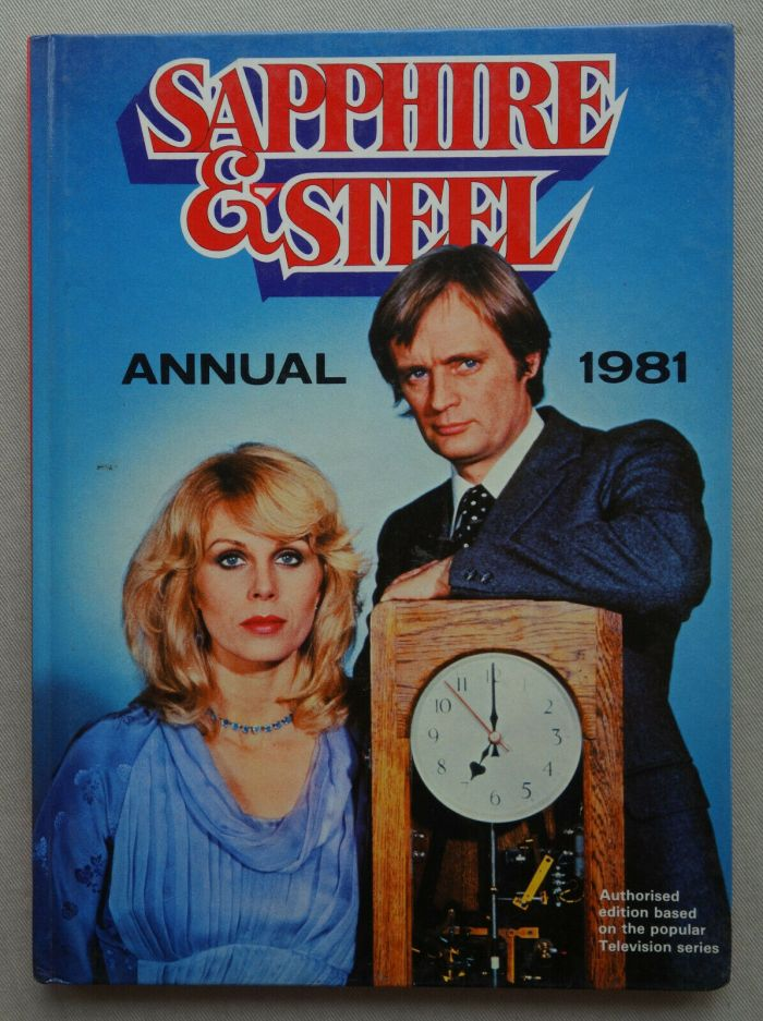 Sapphire and Steel Annual 1981