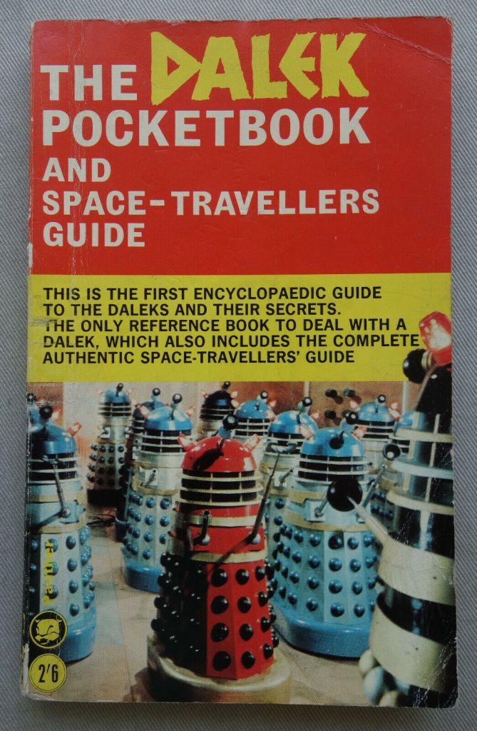 The Dalek Pocket Book and Space-Travellers Guide (1965)