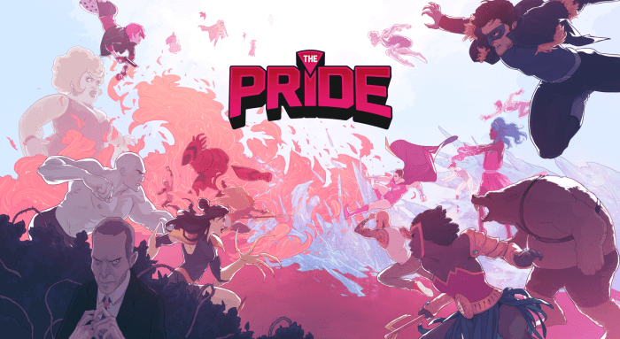 The Pride Banner and Promo