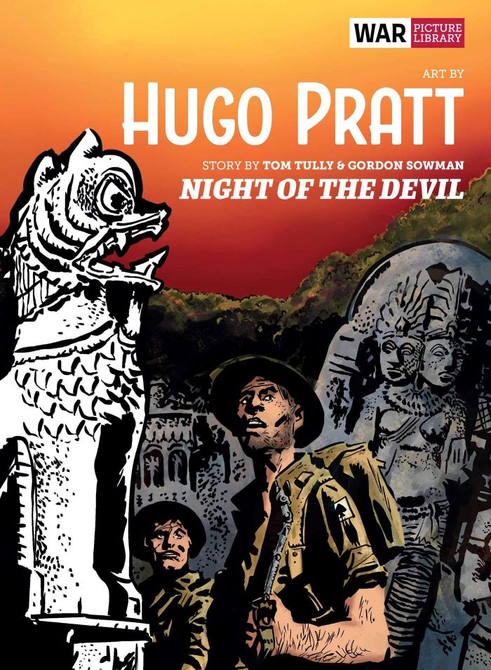 Night of the Devil: War Picture Library, Volume 3
