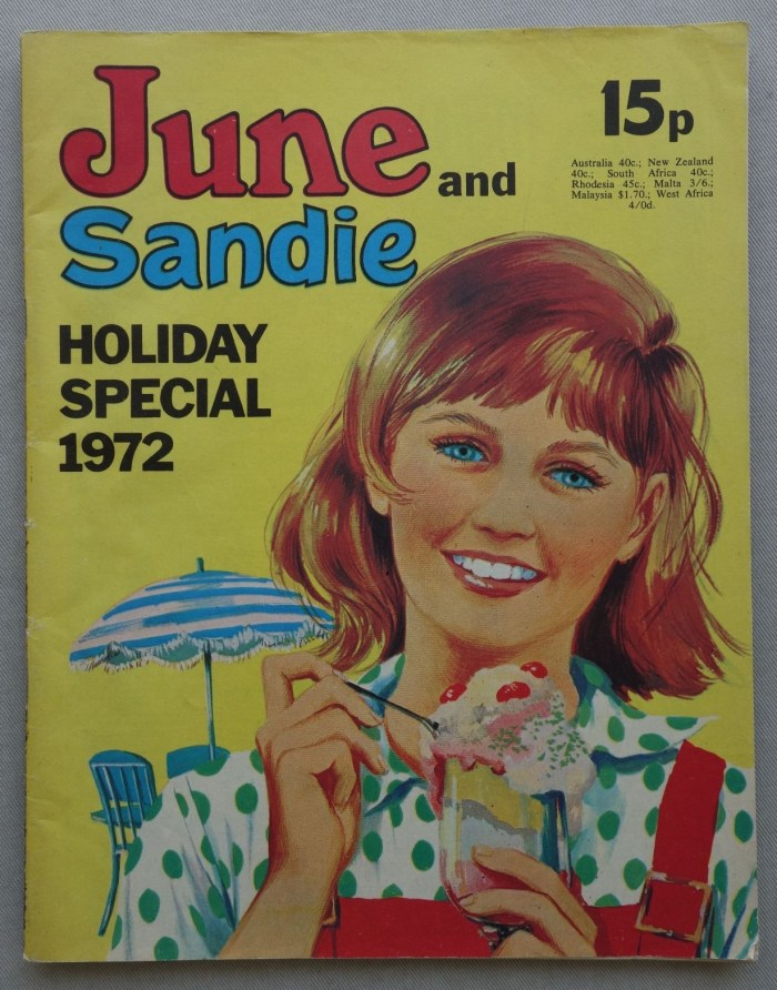 June and Sandie Holiday Special