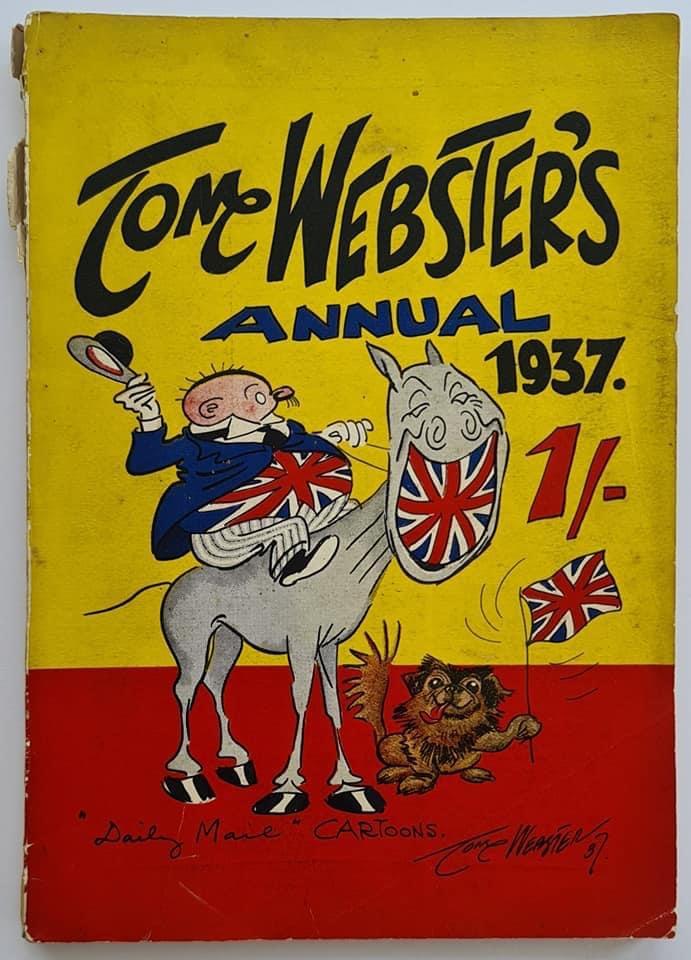 Tom Webster's Annual 1937