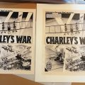Charley's War Print - Episode 230 - August 1979 - art by Joe Colquhoun