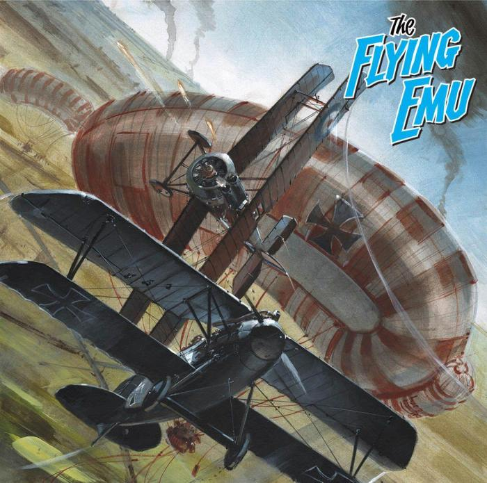 Commando 5385: Action and Adventure: The Flying Emu Full
