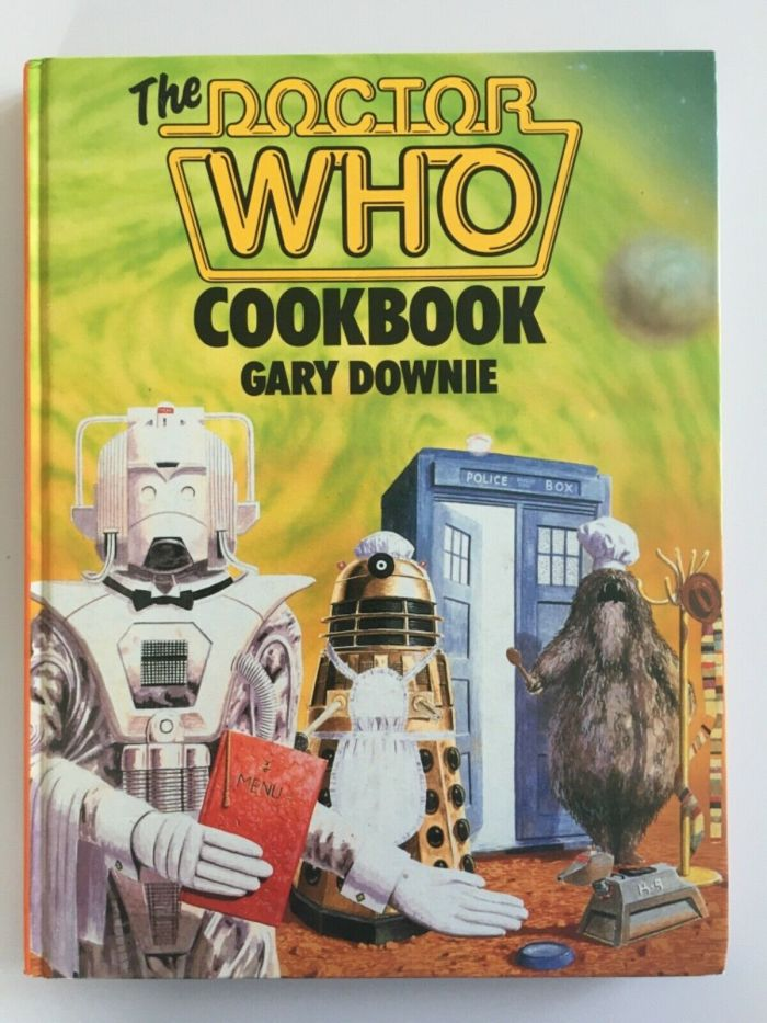Doctor Who Cookbook by Gary Downie