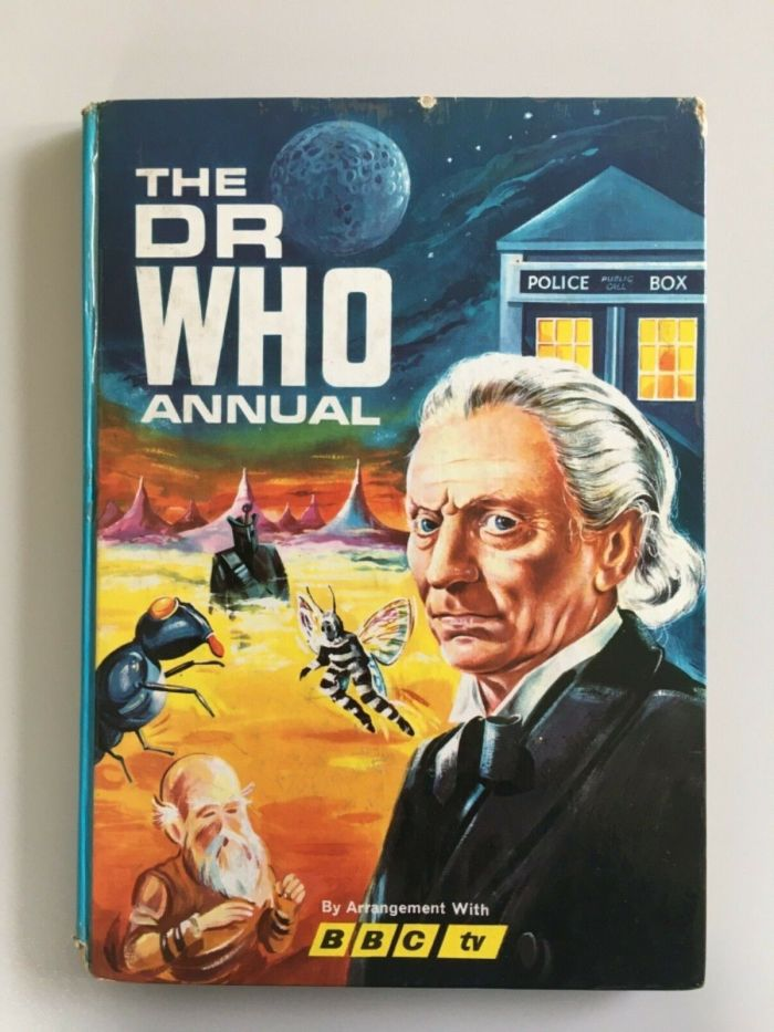 Dr Who Annual 1966