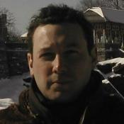Writer Ian Winterton