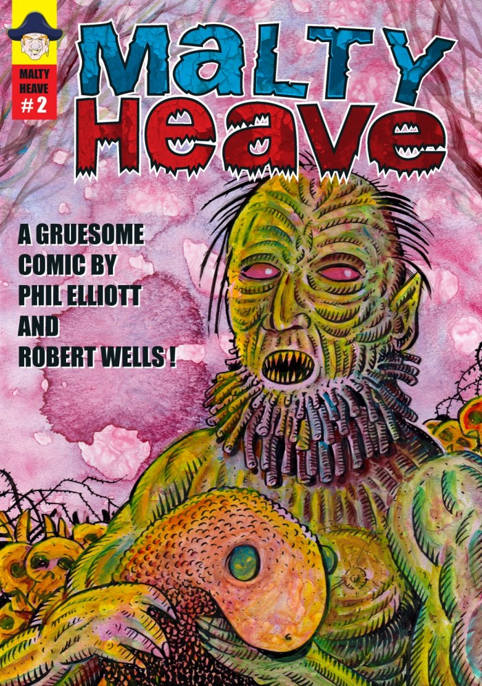 Malty Heave #2 - Cover