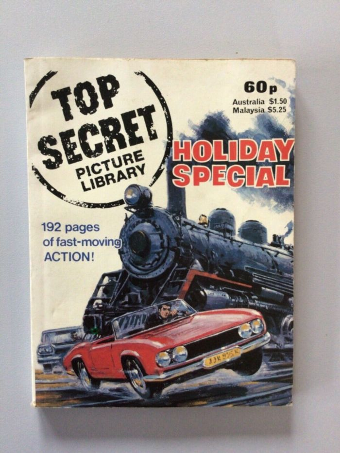 Top Secret Holiday Special 1983