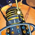 Doctor Who Magazine presents THE DALEKS - Cover SNIP
