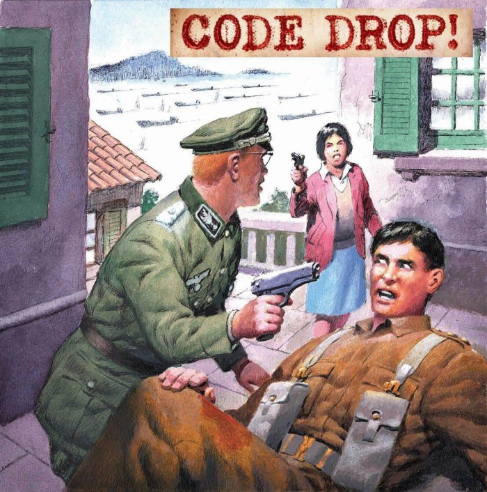 Commando 5389: Action and Adventure: Code Drop! Full Cover