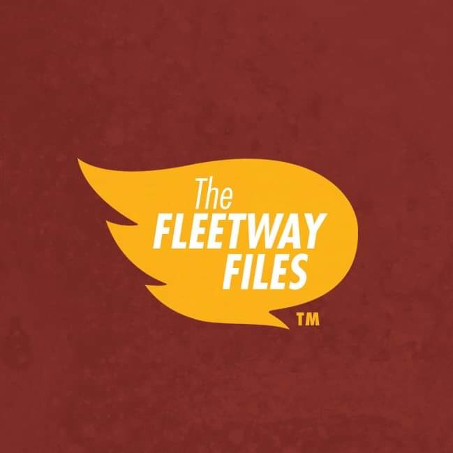Hibernia Comics - The Fleetway Files Logo