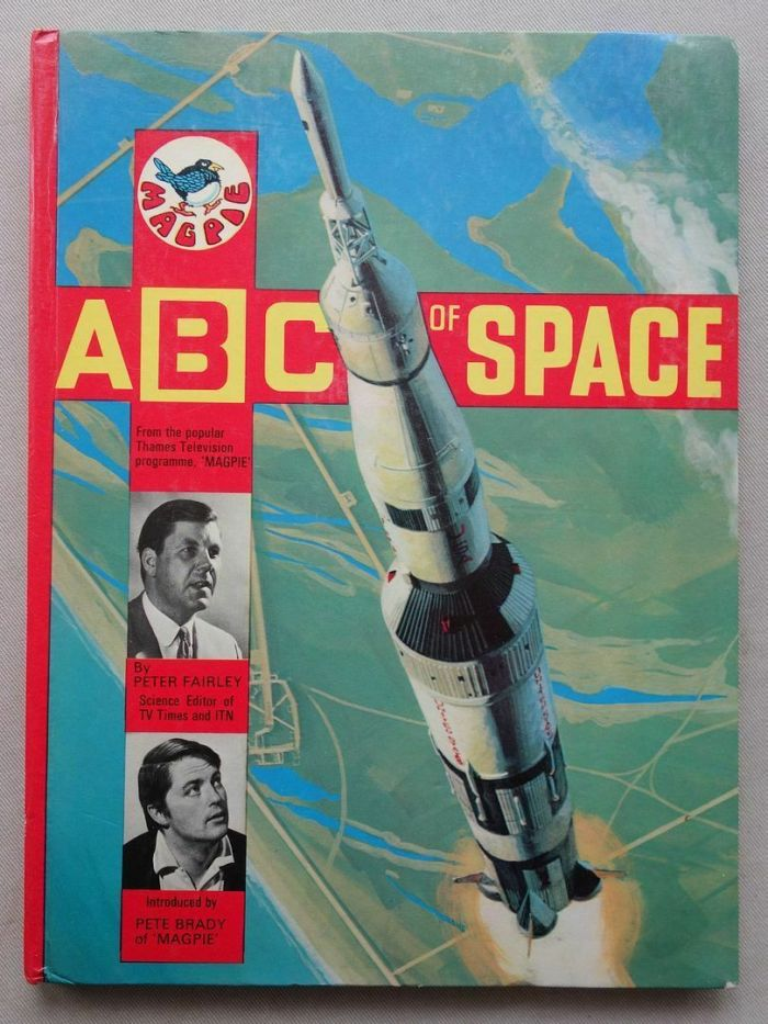 ABC of Space Book 1970