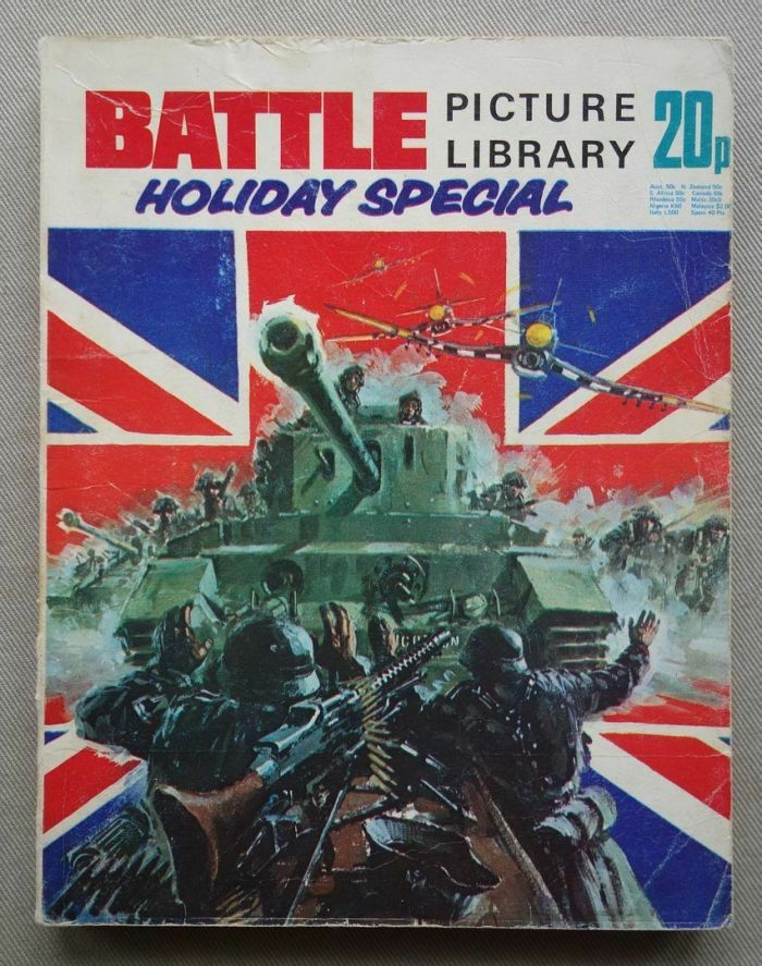 Battle Picture Library Holiday Special 1974