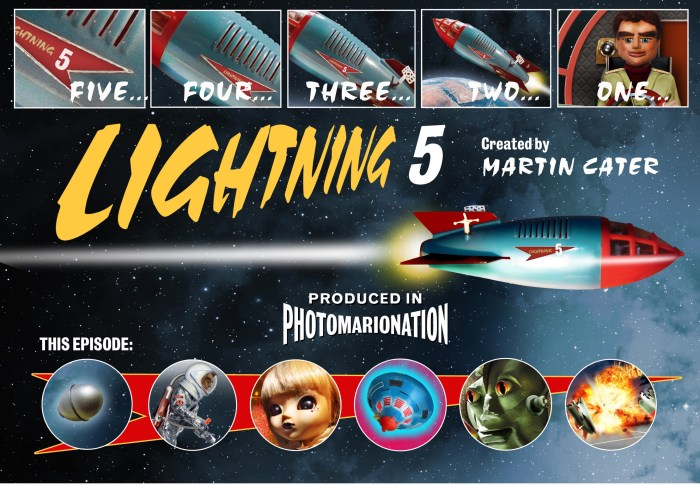 Lightning 5 by Martin Cater